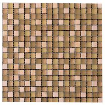 Мозаика Glass&Stone PST-317 (GS-2317) 29.8x29.8 от Natural Mosaic (Китай)
