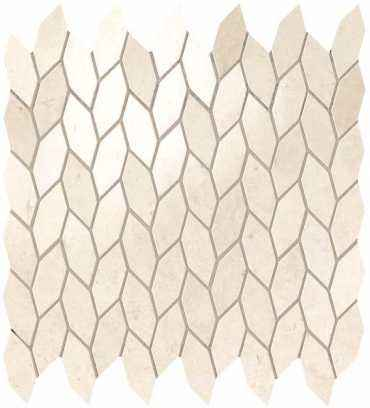 Мозаика настенная Marvel Stone Cream Prestige Twist (9STE)
