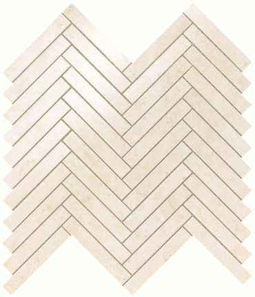 Мозаика настенная Marvel Stone Cream Prestige Herringbone Wall (9SHE)
