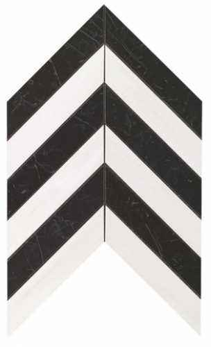 Мозаика настенная Marvel Stone Chevron Warm Wall (9SCW)
