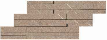 Мозаика керамогранит Marvel Stone Desert Beige Brick 3D (AS49)