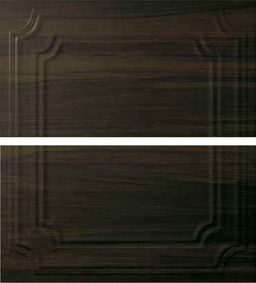 Плитка Aston Wood Dark Oak Boiserie 3D